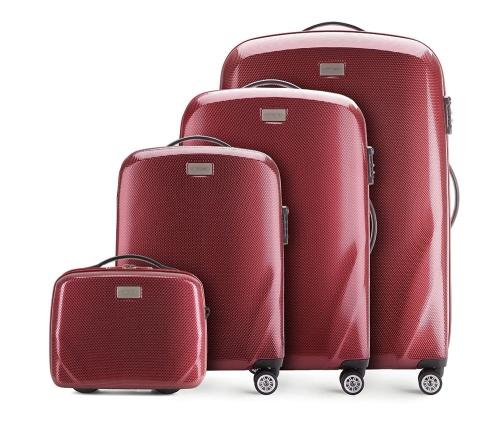 3a58b62d2e5ca Zestaw walizek WITTCHEN 56-3P-57K-35 z kosmetyczką Sagana.pl ...