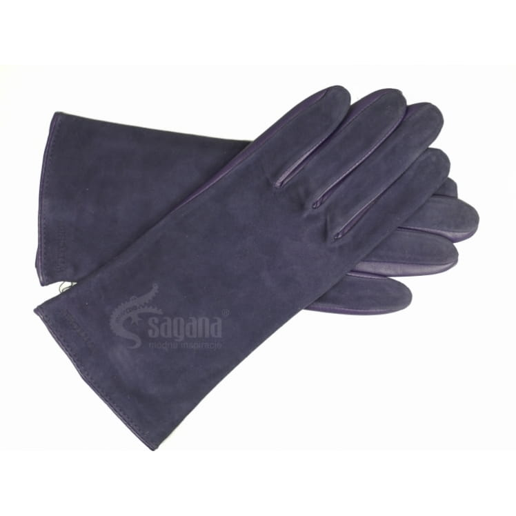 0e6c44eceebe1 Skórzano-zamszowe rękawiczki damskie WITTCHEN 39-6-430-4 Sagana.pl ...