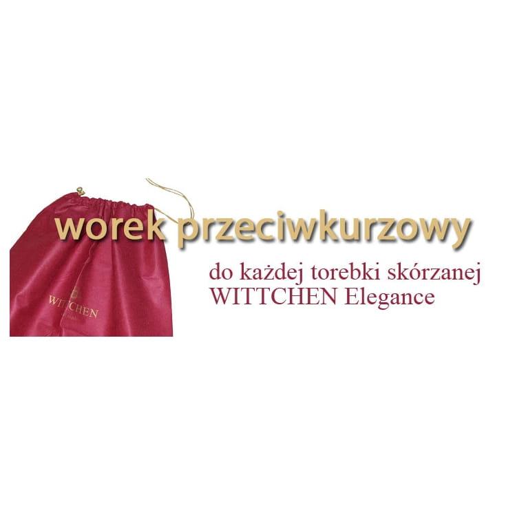 e5cecbc9f22b3 Kopertówka WITTCHEN Elegance 75-4-293-3 Sagana.pl - torebki i walizki